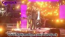Enrico Macias en duo avec Khaled [Live !] Concert pour la Tolérance à Agadir -Maroc [04-01-2013]