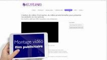 Présentation All Web Pages - création de sites internet - boutique eCommerce - application iPhone Android