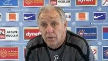 René Girard avant Bourg/Péronnas (Coupe)