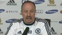 """Chelsea - Benitez : """"Ba a déjà fait ses preuves"""""""