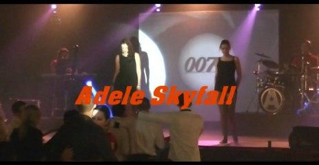Anthracite cover Adele skyfall orchestre vatiété Mariage 0324332310