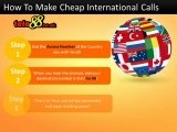 How To Reduce Your International Calls Phone Bill