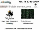 Vigisite : comment protéger sa réputation en ligne - Alain STEVENS