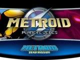 Epopée Metroid Zero Mission (GBA) partie 1