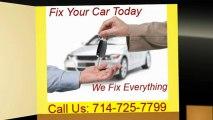 714-725-7799 ~ Toyota Belts & Hoses Repair Huntington Beach ~ Costa Mesa