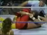 Randy Macho Man Savage vs Jake the Snake Roberts