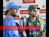 India vs Pakistan 3rd ODI Live Streaming 06 Jan 2013