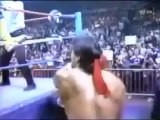 Randy Savage vs George the animal steele main event