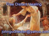 Jesus Healing-light healing