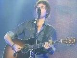 """Nick Howard TVOG - """"I won't give up"""" live FFM"""