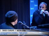 ECOUTEZ REPLAY : Pascal Obispo sur Europe 1, France Bleu, RMC, RFM ...