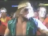 Randy Savage vs Ricky the Dragon steamboat