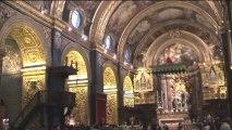 MALTE - LA VALETTE - Co Cathédrale St Jean