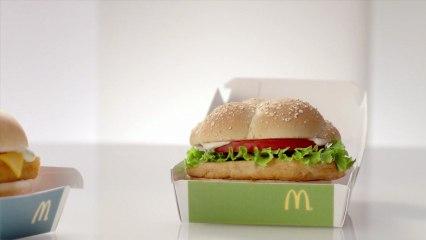 McDonalds - 400 Calories