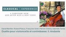 Gioacchino Rossini   Duetto pour violoncelle et contrebasse - ClassicalExperience