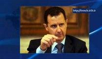 Irib 2013.01.06 Bassam Tahhan, sur le discours du président Assad