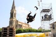 Showreel Campus Univers Cascades 2013 - Best of Stunts