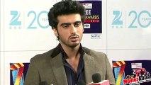 Arjun Kapoor @ Zee Cine Awards 2013