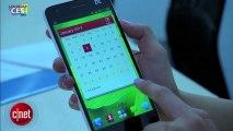 CES 2013 : le smartphone chinois ZTE Grand S