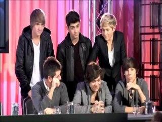 One Direction (11/25) - Début de l'amitié