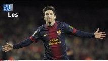 Messi: Pourquoi il n'aura pas le ballon d'Or 2012