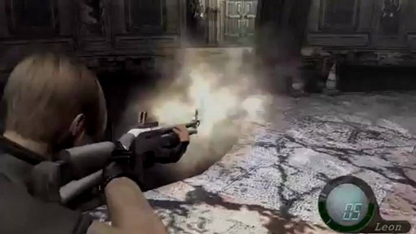 Popcorn Time, Time for a Fight!   Resident Evil 4 HD (P32)