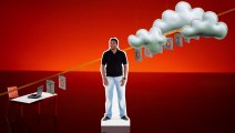 Raji, chef de projet solutions de virtualisation chez Orange