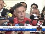 Arias Cárdenas sobre declaraciones del exdefensor del Pueblo: No representa la posición del Psuv ni del Gobierno