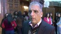 Pour les Coptes d'Egypte, un premier Noël sous pouvoir islamiste (AFP)