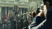 Les Miserables - Exclusive Interview With Amanda Seyfried, Eddie Redmayne And Samantha Barks