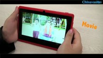 How to do a Factory Data Reset on and Android 4 0 Tablet C91 C71 T01