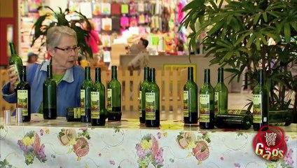 Dégustation de vin désastreuse