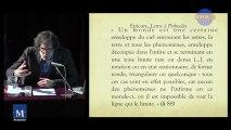 ADS:  Thomas Benatouïl - À quoi sert la connaissance de la nature ?