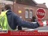 Les parents de l'école Louis Pasteur font la circulation ! (Tourcoing)
