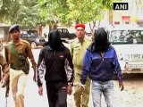 Five suspected Maoists arrested in Jharkhand.mp4