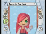 MySims Kingdom (Wii) - Character Creation