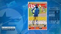 Jose Mourinho, Mario Balotelli et Theo Walcott dans votre revue de presse