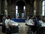 Table-ronde 1 : Comment sont et seront prises les décisions en matière de santé ? - 8 décembre 2012