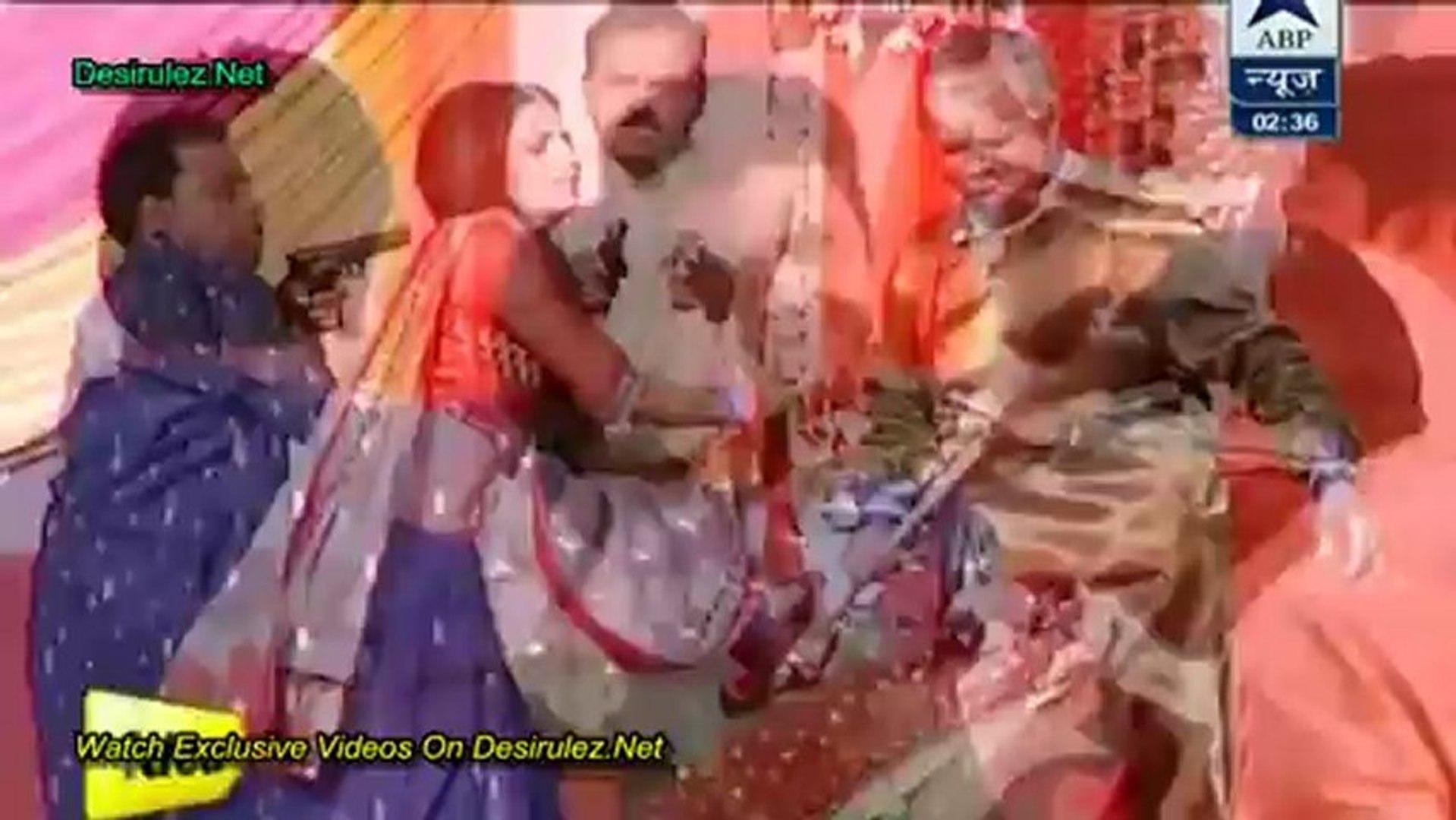 From The Sets Of ''Madhubala - Ek Ishq Ek Junoon''
