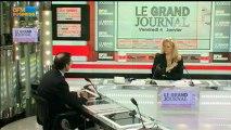 Christophe Blanchard-Dignac et Christian Saint-Etienne - 4 janvier - BFM : Le Grand Journal 1/4