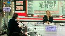 Christophe Blanchard-Dignac et Christian Saint-Etienne - 4 janvier - BFM : Le Grand Journal 3/4