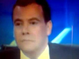 Medvedev y los extranjeros sus oficiales palabras dichas por mì