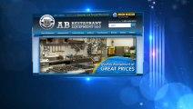 Restaurant Equipment, Commercial Kitchen Supplies, and More - AB Restaurant Equipment