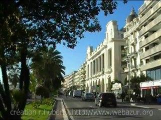 Promenade des Anglais de Nice (Alpes-Maritimes)