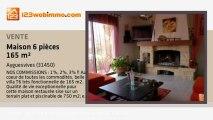 A vendre - maison - Ayguesvives (31450) - 6 pièces - 165m²