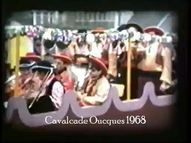 Fêtes locales à Sainte-Gemmes et Oucques années 1960 et 1970