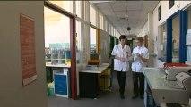 Depistage grippe hôpital d'Arles