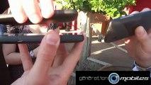 Hands ON du HTC Evo 3D à l'afterwork de Marseille partie 1