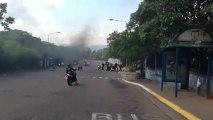 Reportan disturbios en Táchira tras protesta de estudiantes por sentencia del TSJ