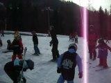 mercredi neige ASPA Seichamps 9 janvier 2013 premiers pas